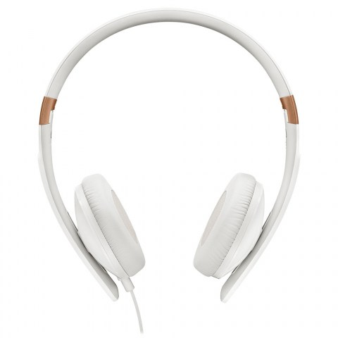 Sennheiser HD 2.30 White Headset - Front