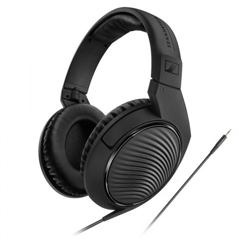 Sennheiser HD 200 PRO Headphones - Side