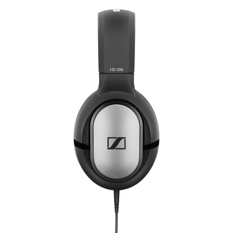 Sennheiser HD 206 Headphones - Side