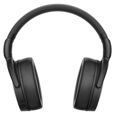 Sennheiser HD 350BT Wireless Black Headphones - Front