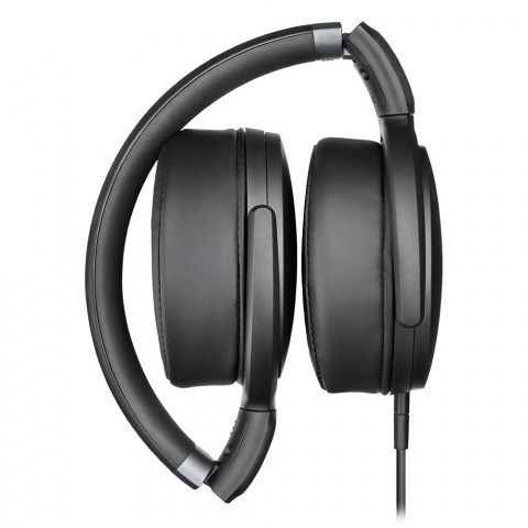 Sennheiser HD 4.30i Black Headset - Folded