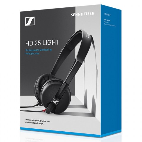 Sennheiser HD 25 Light Headphones - Packaging Front