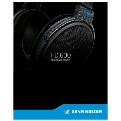 Sennheiser HD 600 Headphones - Packaging