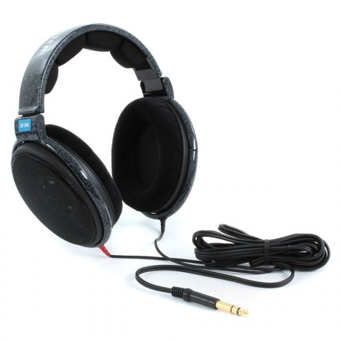 Sennheiser HD 600 Headphones - with Cable and Adaptor