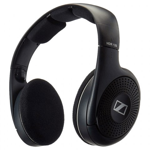 Sennheiser HDR 120 II Headphones - Product Front Left