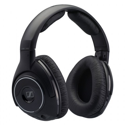Sennheiser HDR 160 Headphones - Product Front Right