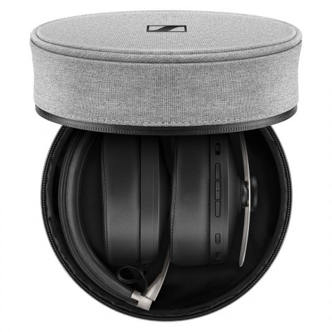 Sennheiser MOMENTUM 3 Wireless Black Headphones - Box Open