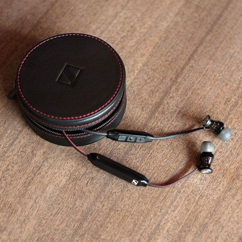 Sennheiser MOMENTUM Free Earphones - On the Table