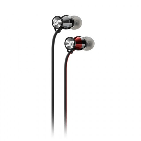 Sennheiser MOMENTUM In-Ear G Black Headphones - Color Variants