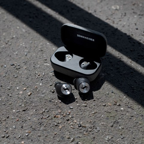 Sennheiser MOMENTUM True Wireless Earbuds - On The Ground
