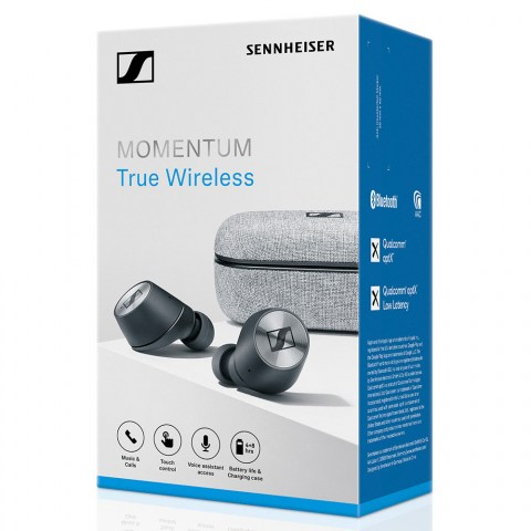 Sennheiser MOMENTUM True Wireless Earbuds - Packaging Front