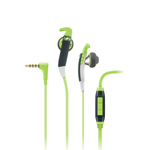 Sennheiser MX 686G Sports Earphones - Product Front