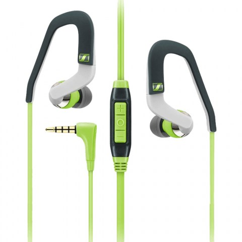 Sennheiser OCX 686G Sports Earphones - Product Front