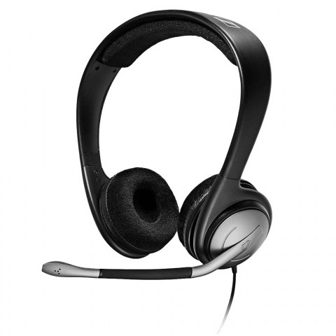 Sennheiser PC 151 Headset - Product Side