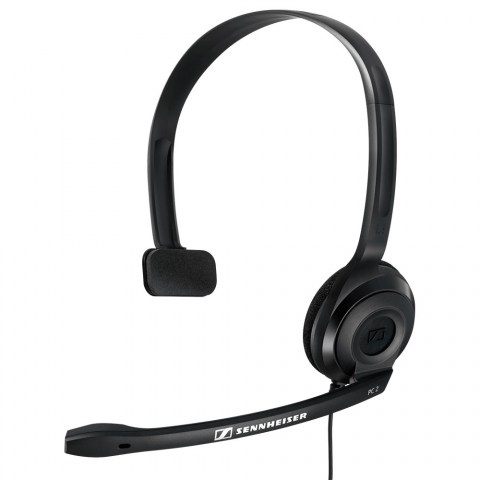 Sennheiser PC 2 Chat Headset - Product Front