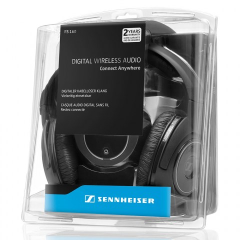 Sennheiser RS 160 Wireless System - Packaging Front