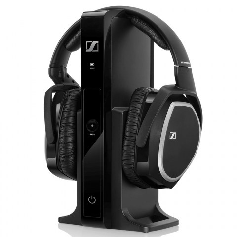Sennheiser RS 165 Wireless System - Product Front Left