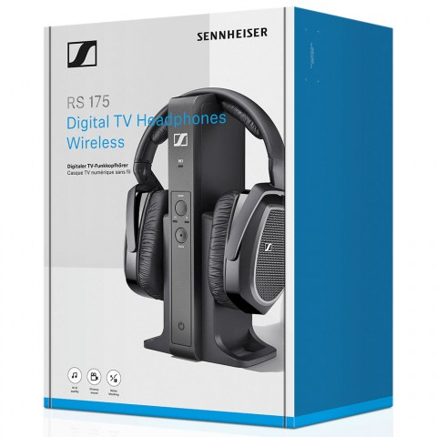 Sennheiser RS 175 Wireless System - Packaging Front