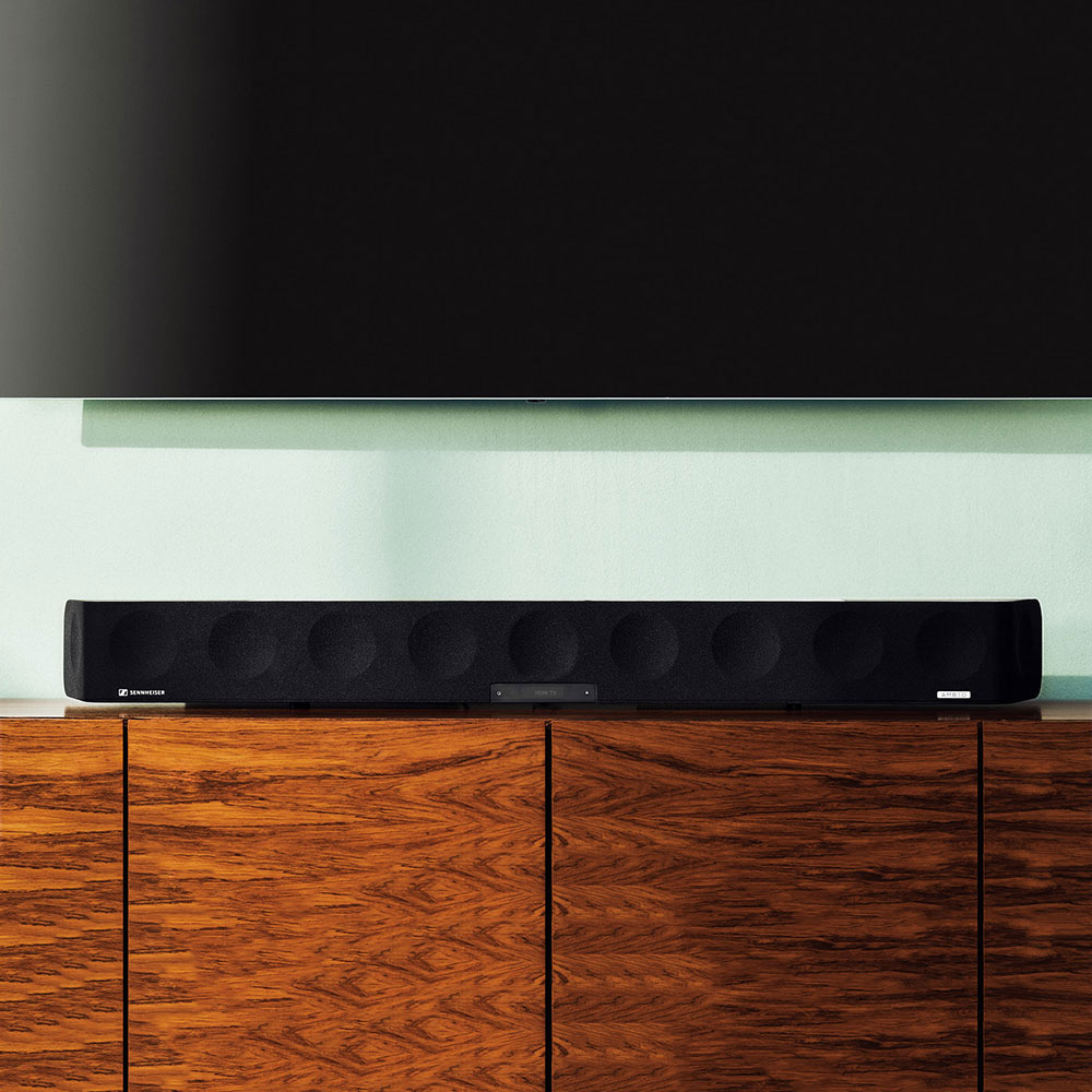 Sennheiser AMBEO Soundbar - On the Table
