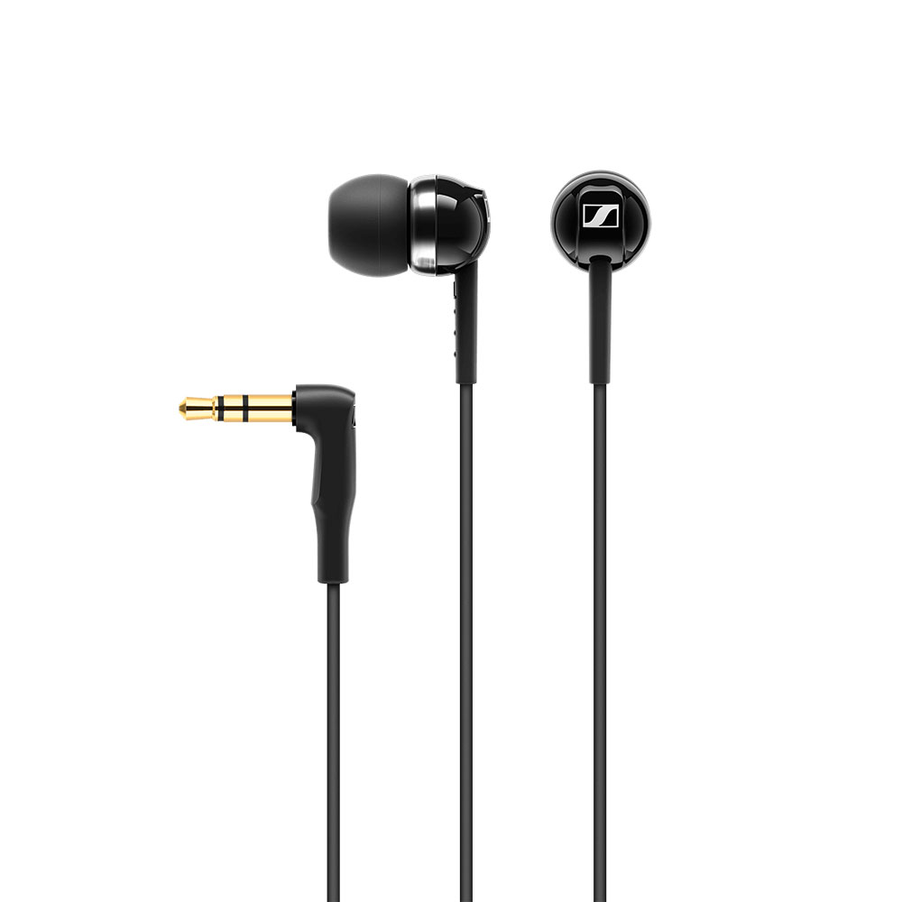 Sennheiser CX 100 Black Earphones