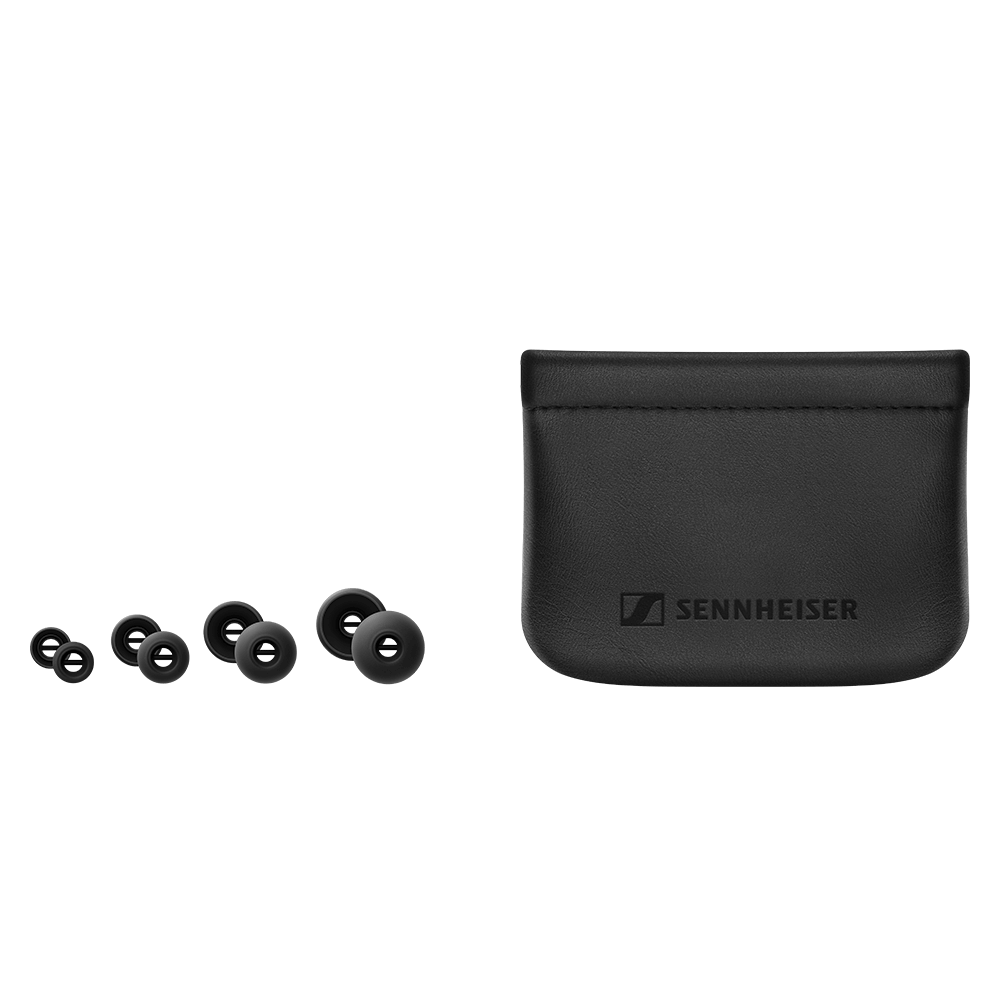 Sennheiser CX 300S Black Earphones - Accessories