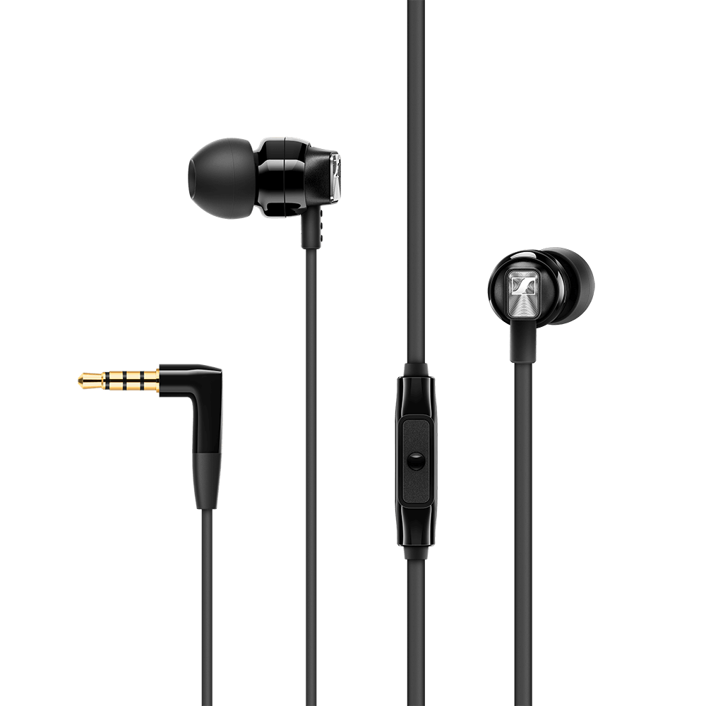 Sennheiser CX 300S Black Earphones