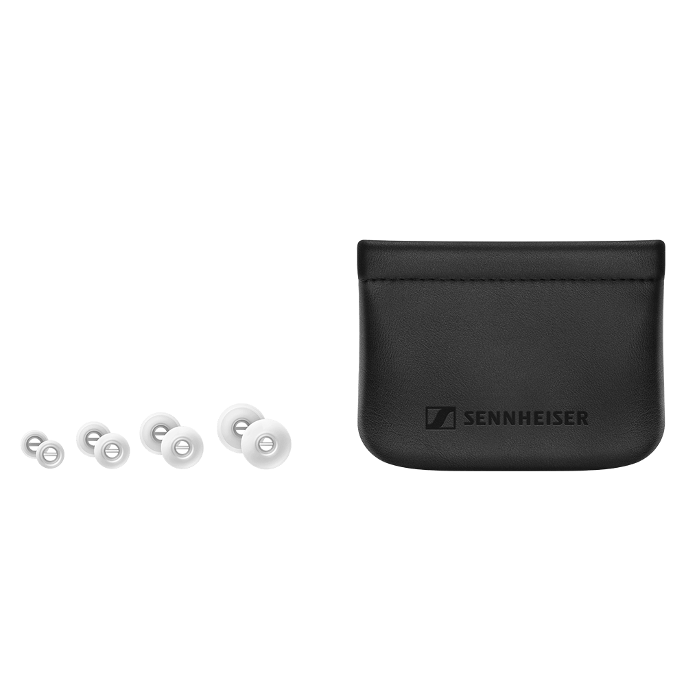 Sennheiser CX 300S White Earphones - Accessories