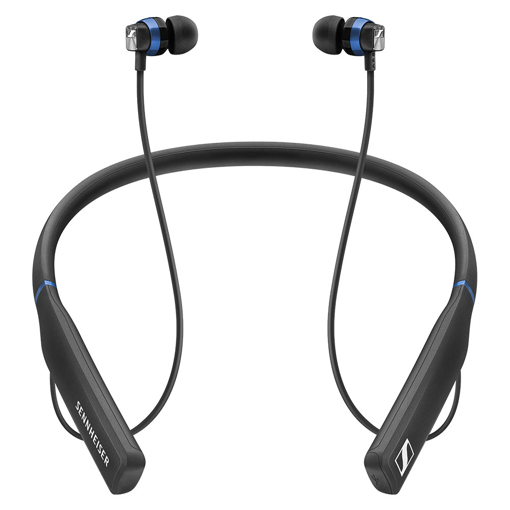 Sennheiser CX 7.00BT In-Ear Wireless Earphones - Front Up
