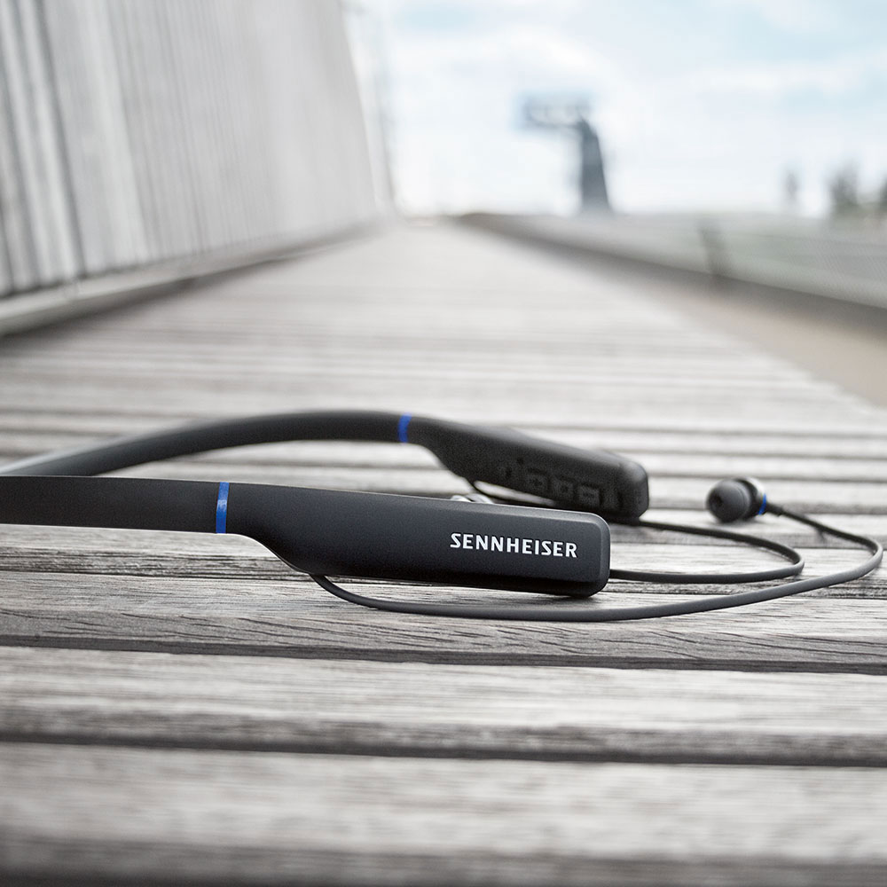 Sennheiser CX 7.00BT In-Ear Wireless Earphones - Product Application - On the Board