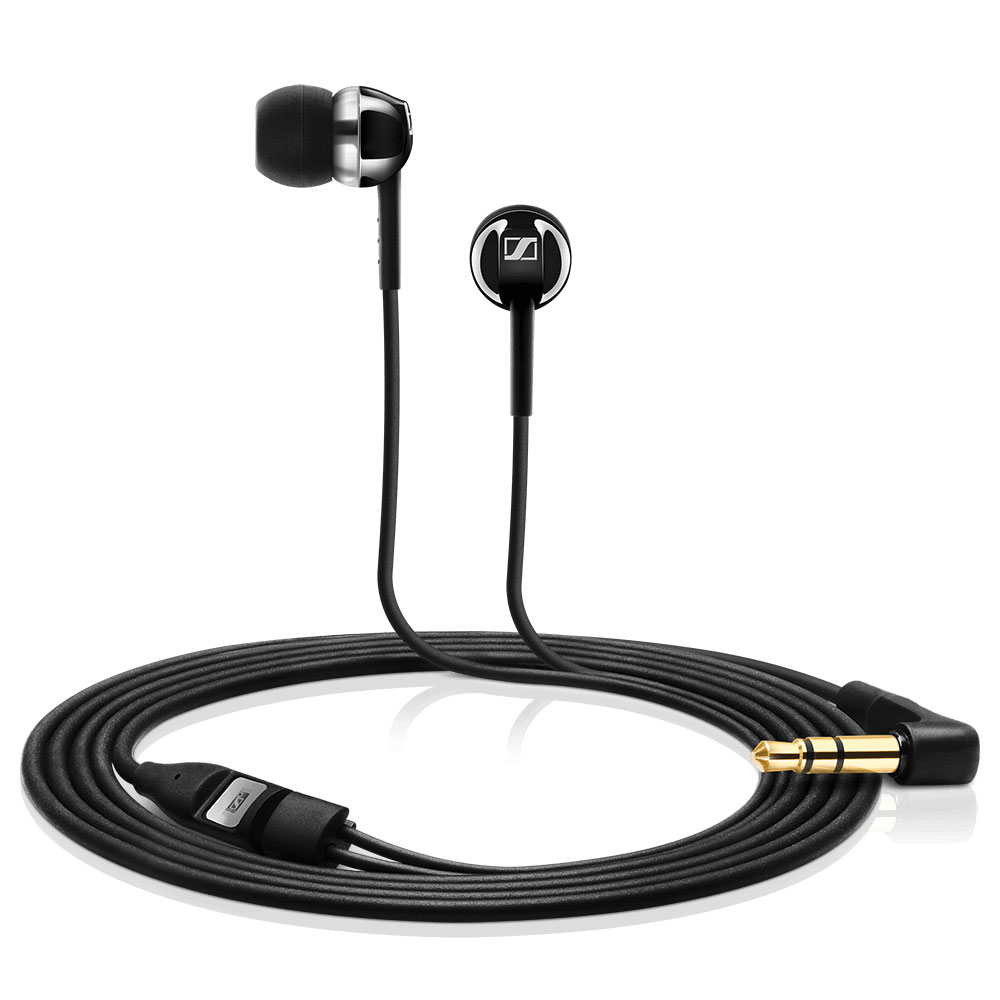 Sennheiser CX 1.00 Black Earphones - Product Details