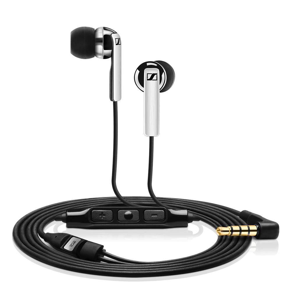 Sennheiser CX 2.00G Black Earphones - Product Details