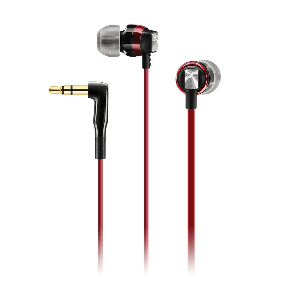 Sennheiser CX 3.00 Red Earphones - Product Front