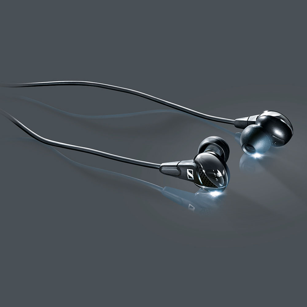 Sennheiser CXC 700 Earphones - Product Shadows