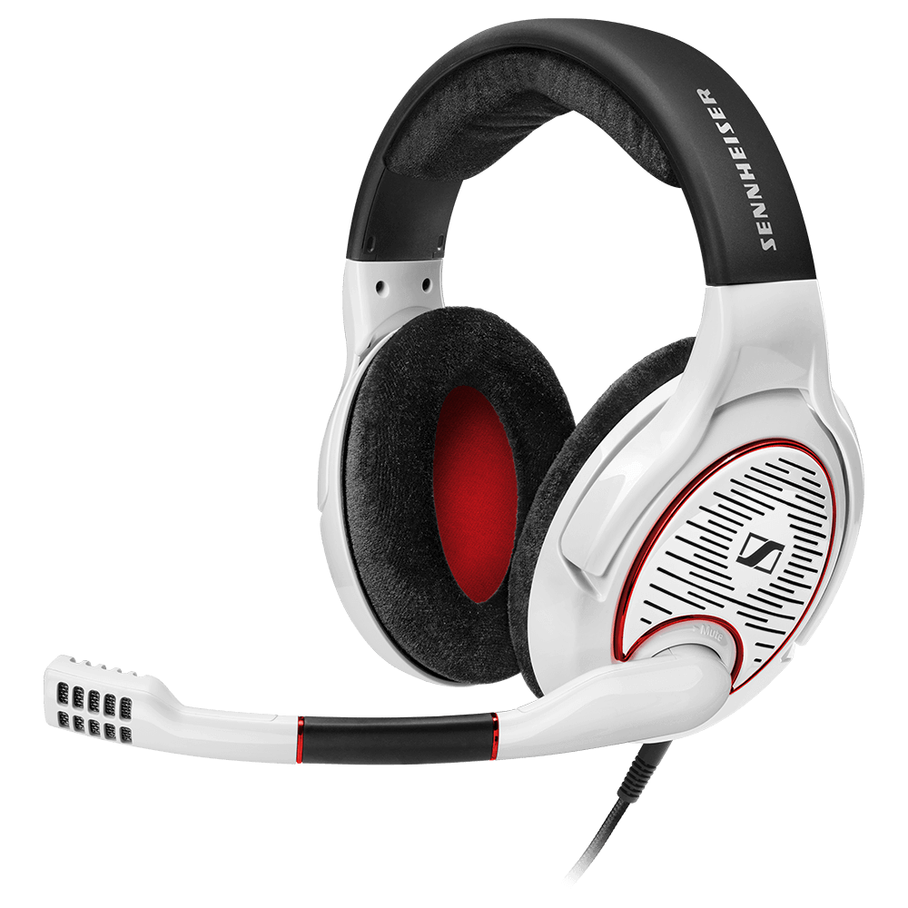Sennheiser GAME ONE White Headset - Product Front