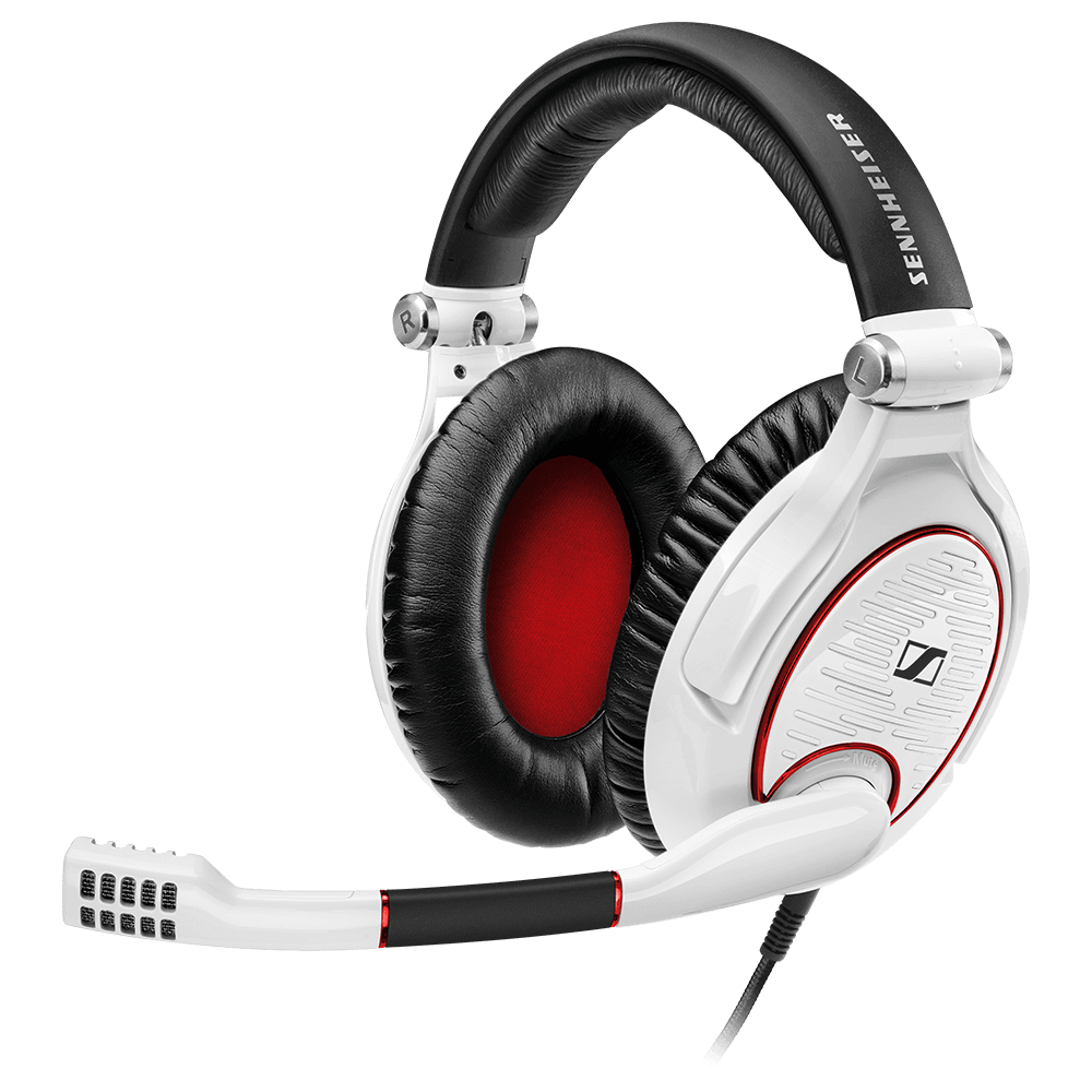 Sennheiser GAME ZERO White Headset - Product Front