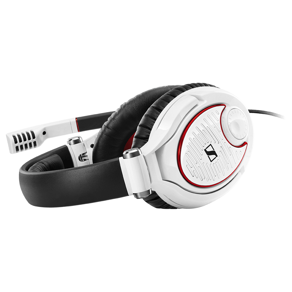 Sennheiser GAME ZERO White Headset - Product Right