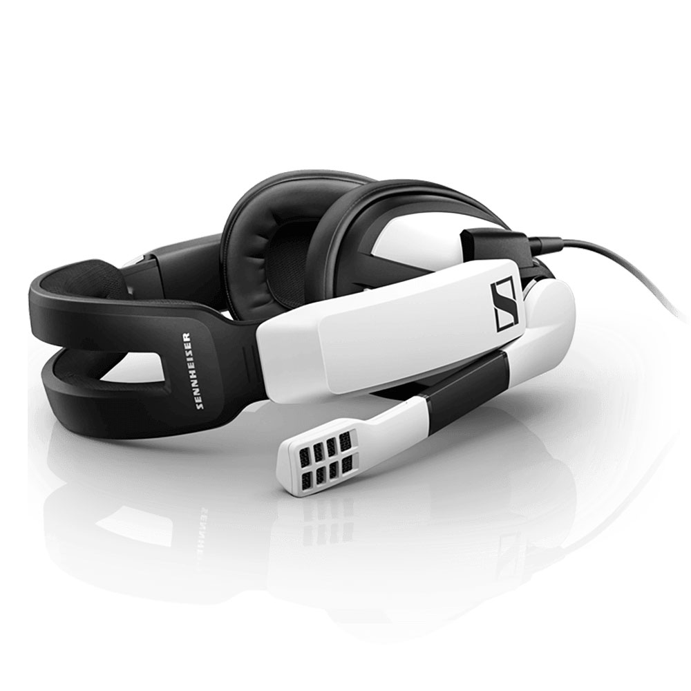 Sennheiser GSP 301 Headset - Lying Left