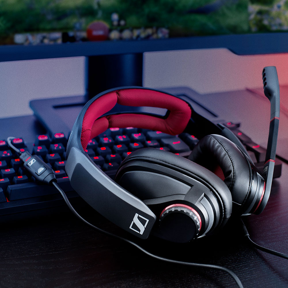 Sennheiser GSP 350 Headset - Product Application - Gaming Table