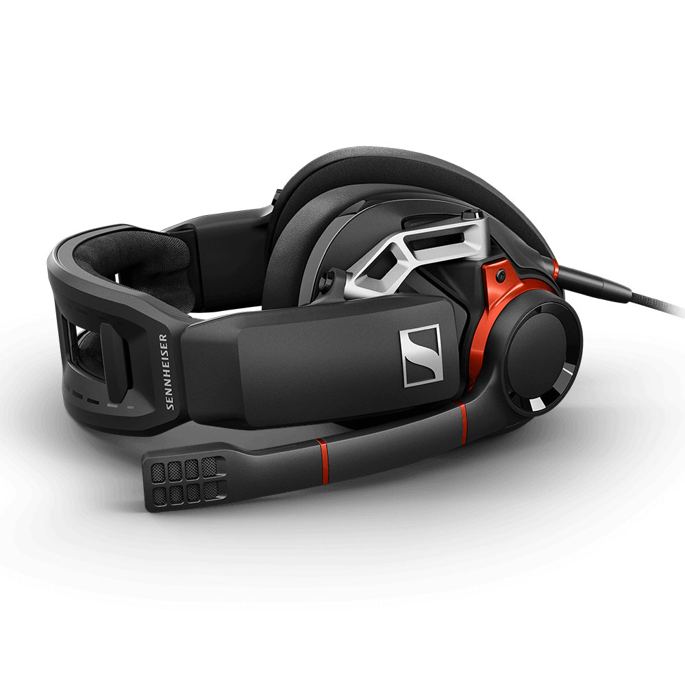 Sennheiser GSP 600 Headset - Lying