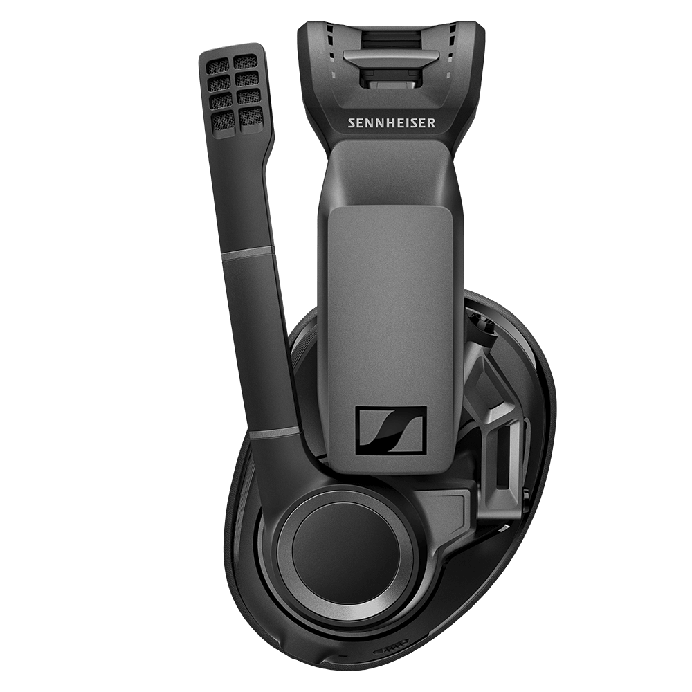 Sennheiser GSP 670 Headset - Left Boomarm Up