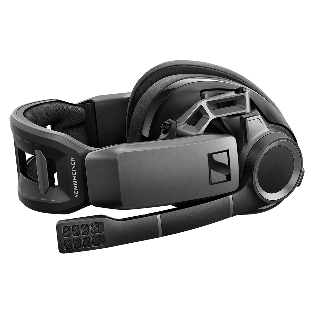 Sennheiser GSP 670 Headset - Lying on the Side