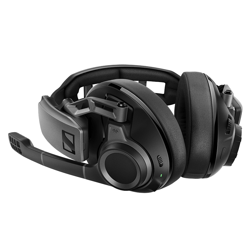 Sennheiser GSP 670 Headset - Lying