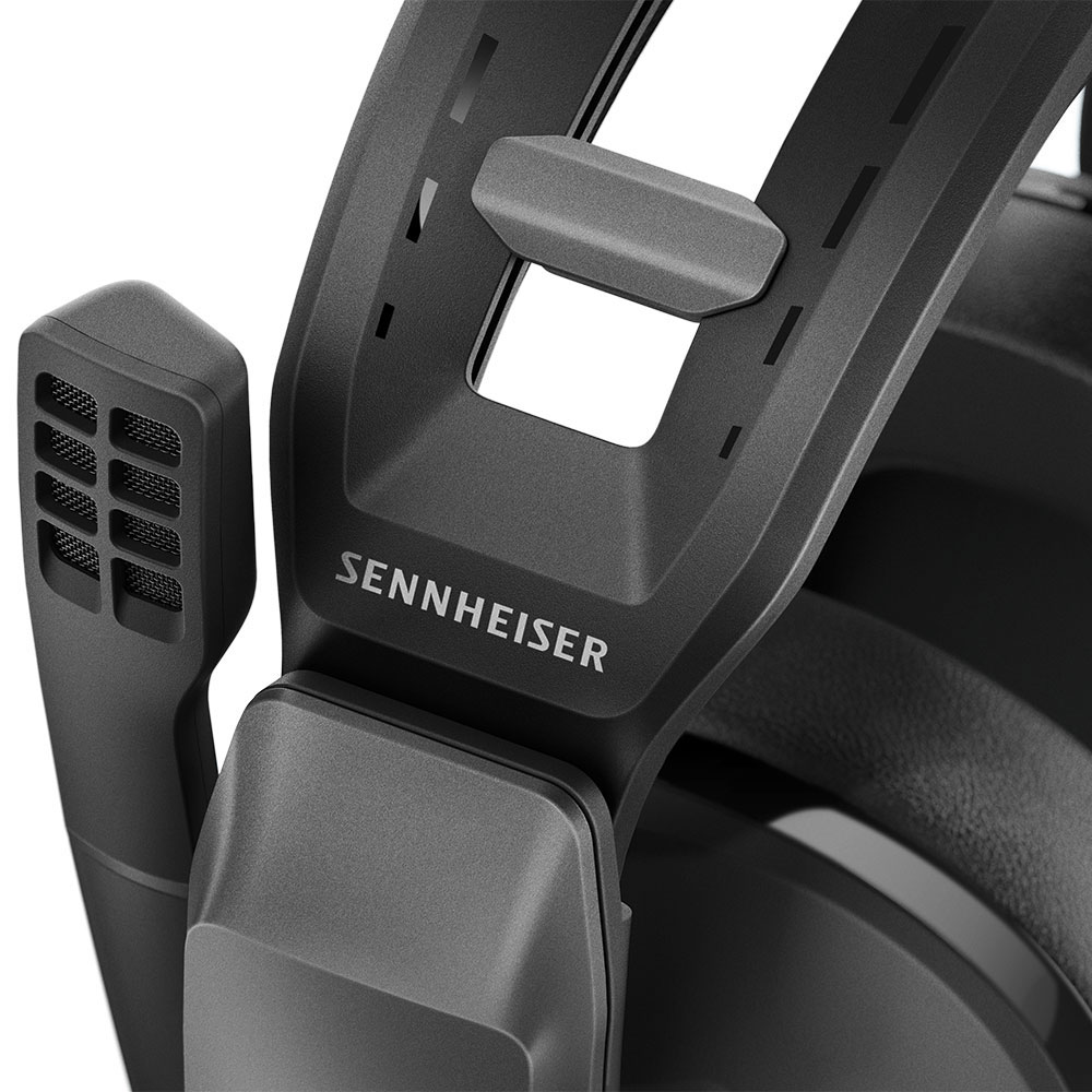 Sennheiser GSP 670 Headset - Mechanism