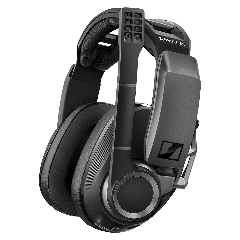 Sennheiser GSP 670 Headset - Side Boomarm Up