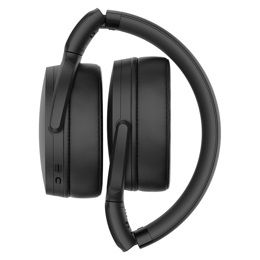Sennheiser HD 350BT Wireless Black Headphones - Folded