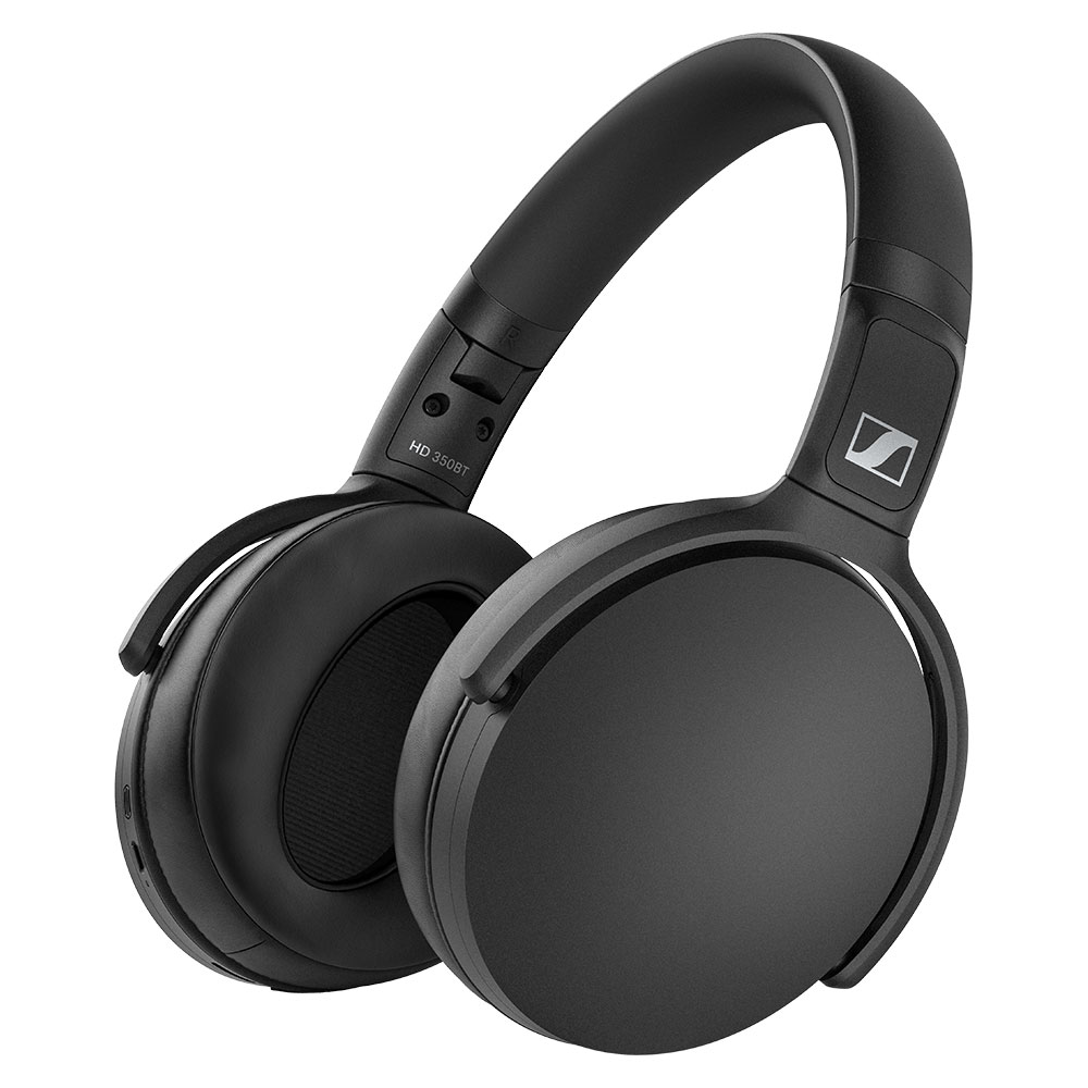 Sennheiser HD 350BT Wireless Black Headphones