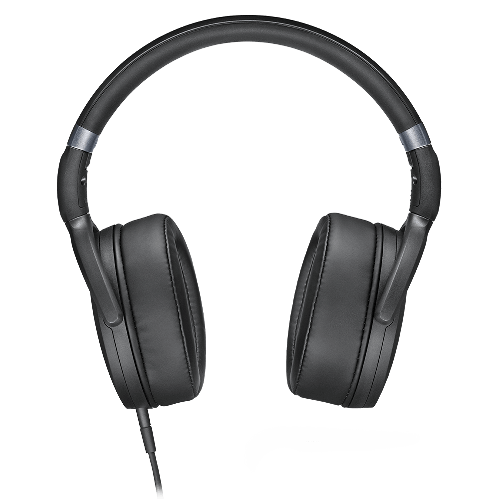 Sennheiser HD 4.30i Black Headset - Front