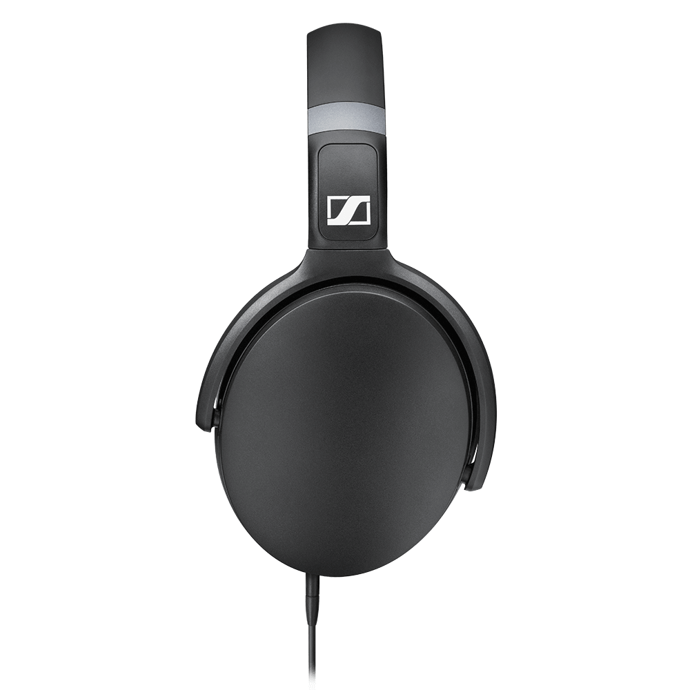Sennheiser HD 4.30i Black Headset - Side