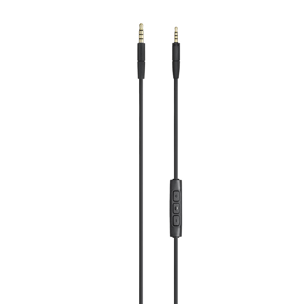 Sennheiser HD 4.30i Black Headset - Cable