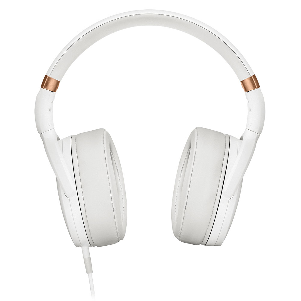 Sennheiser HD 4.30i White Headset - Front